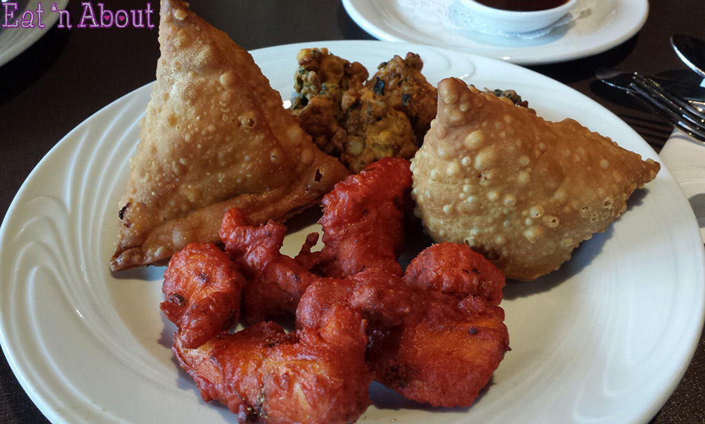 Palki Restaurant - Palki's Mixed Platter