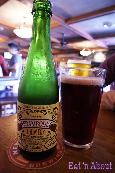 Pumphouse Taproom - Lindemans Framboise Lambic