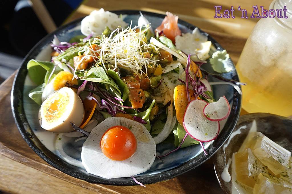 Shishinori - Wild Salmon Paradise Bowl