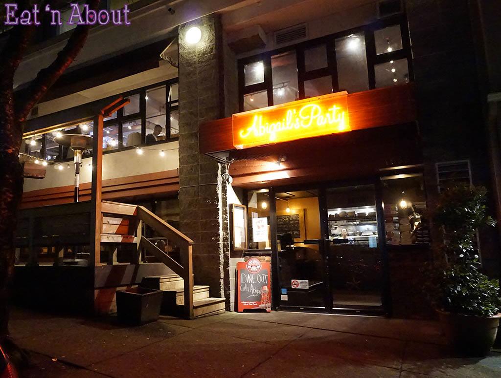 Abigail's Party - exterior