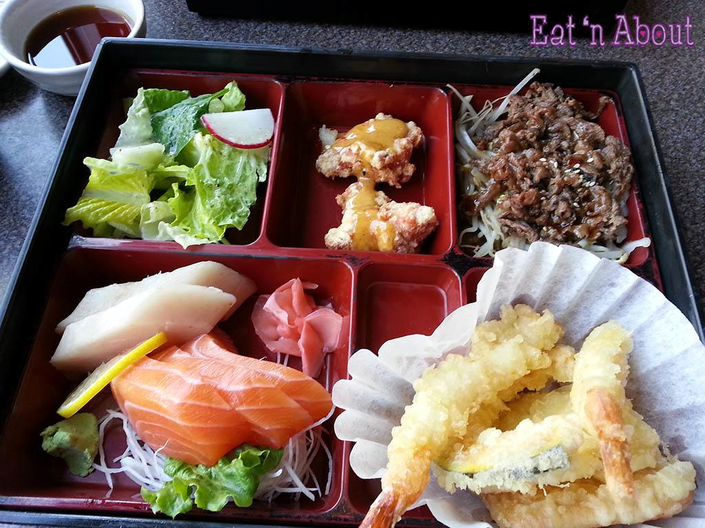 Okonomi Sushi - Lunchbox D