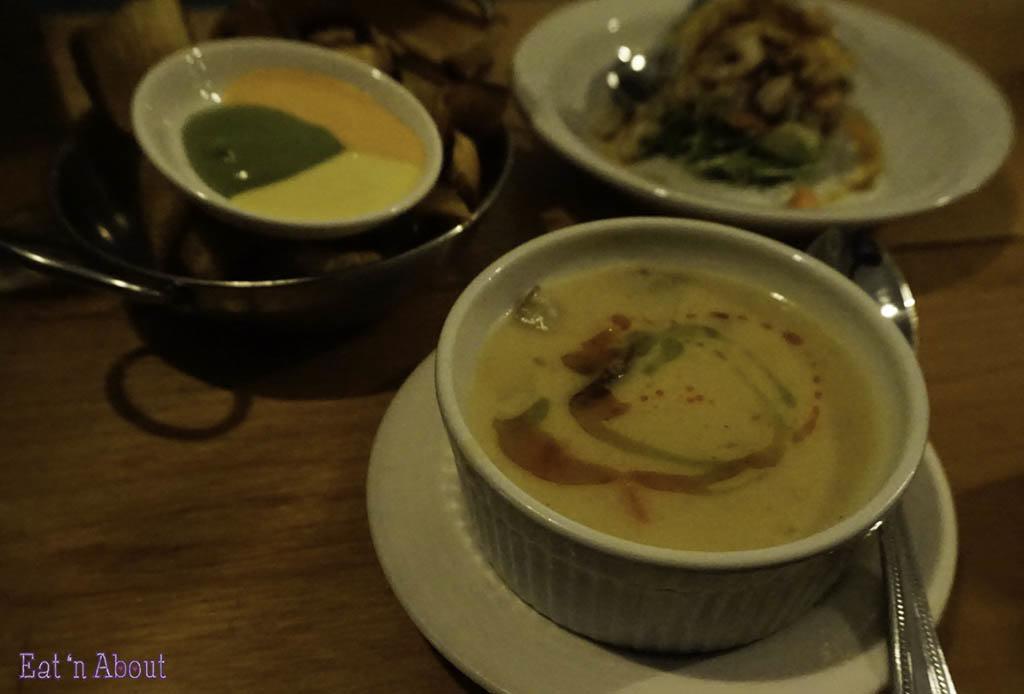 Chicha Seafood Chowder