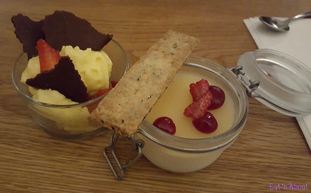 Torafuku desserts