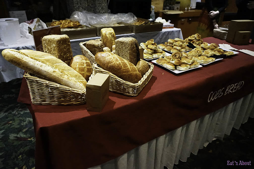 Cob's Bread at Coquitlam Craft Beer Festival