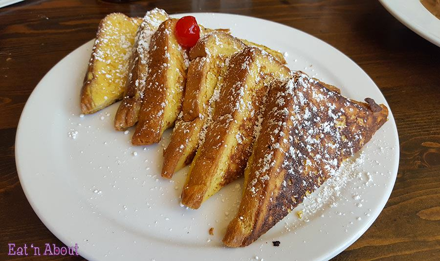 Charley's Restaurant - Traditional French Toast