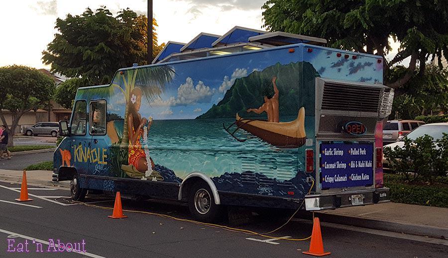 Kinaole Grill Food Truck - Kihei, Maui