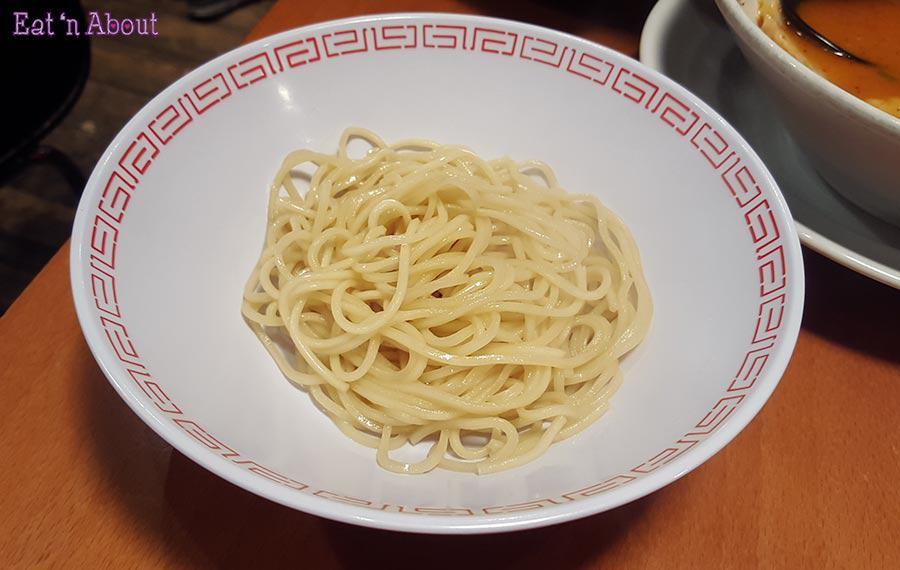 Ramen Danbo - extra half portion noodle