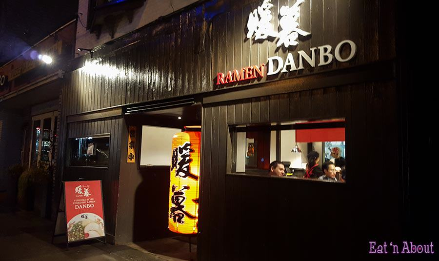 Ramen Danbo Vancouver