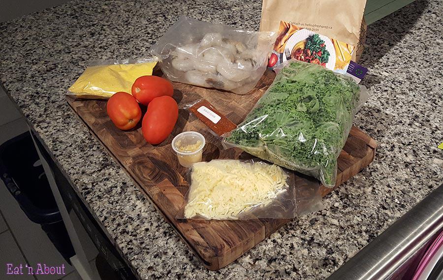 Fresh Prep Meal Prep service