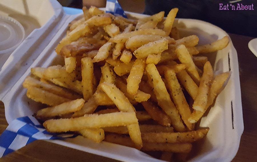Ravenlady Oyster Forte - Beer Battered Fries