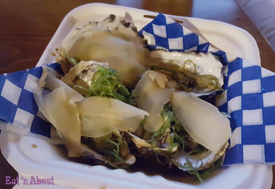 Ravenlady Oyster Forte - Steamed Oysters