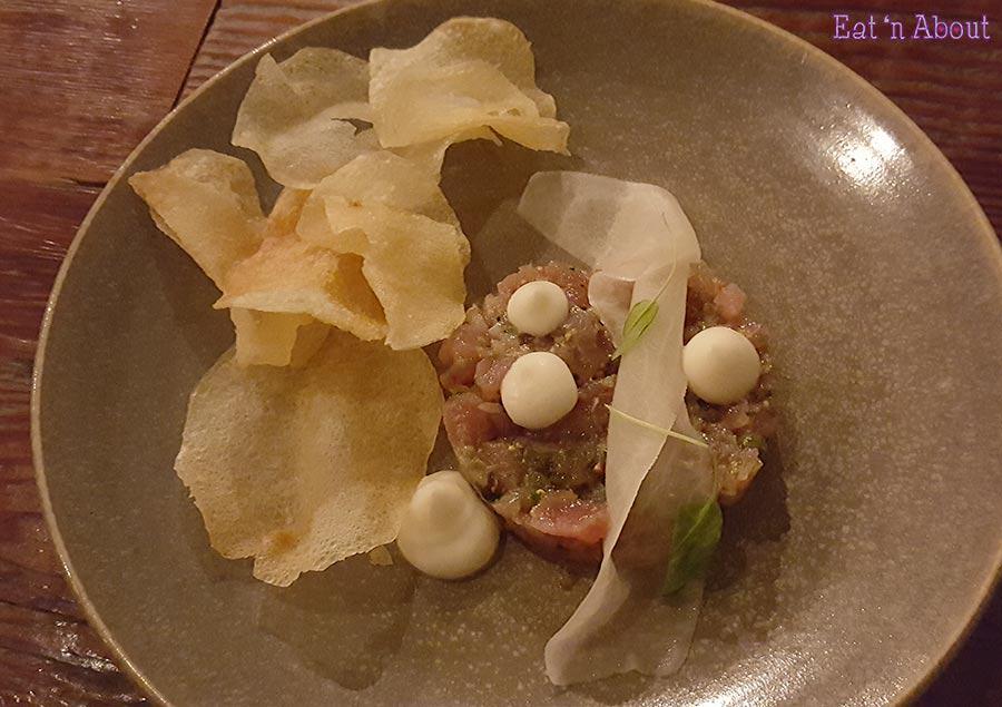 Wildebeest - Tuna Tartare