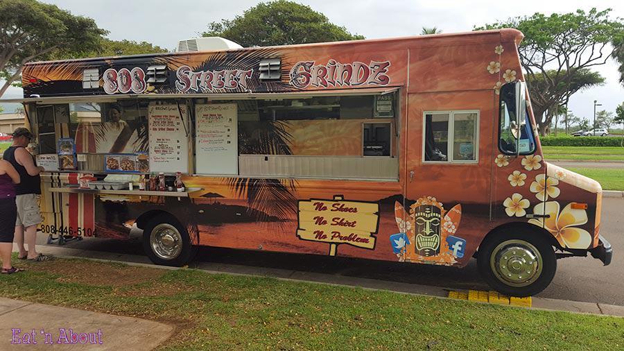 808 Street Grindz Food Truck - Kihei, Maui