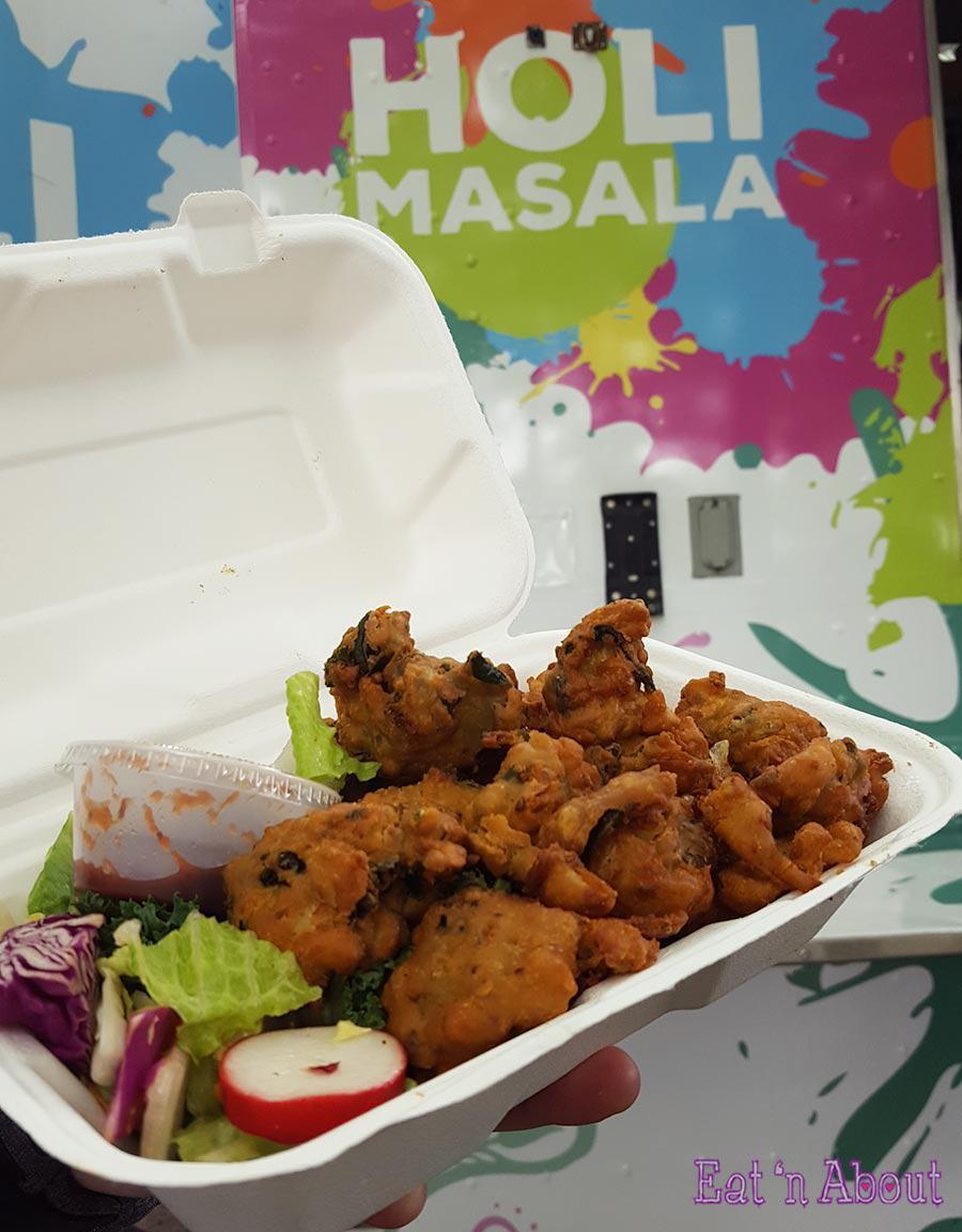 Holi Masala - Vegetable Pakora