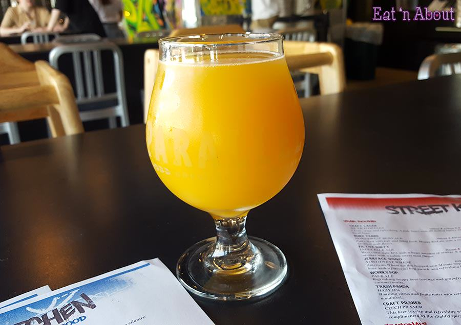 Parallel 49 Brewing Street Kitchen - Tropicool Smoothie