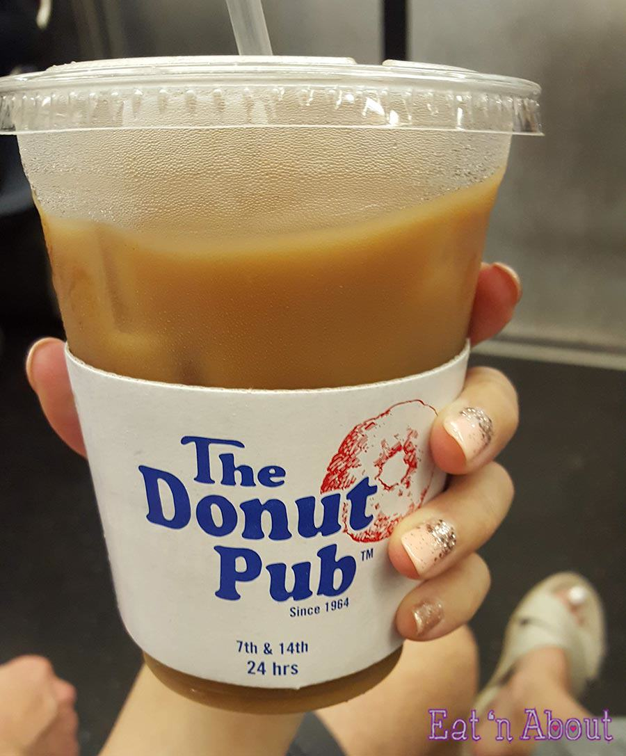 The Donut Pub New York - Cold Brew