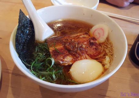 Momofuku Noodle Bar NYC - Pork Ramen