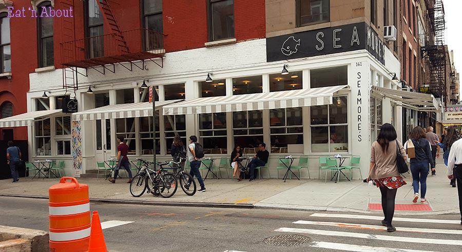 Seamore's - Chelsea, New York