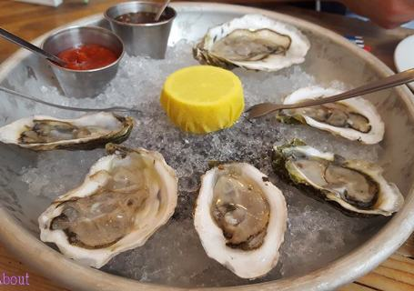 Seamore's - Buck a shuck oysters