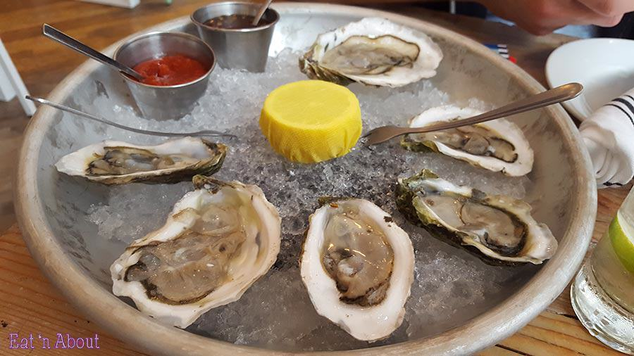 Seamore's - Buck-a-Shuck Oysters