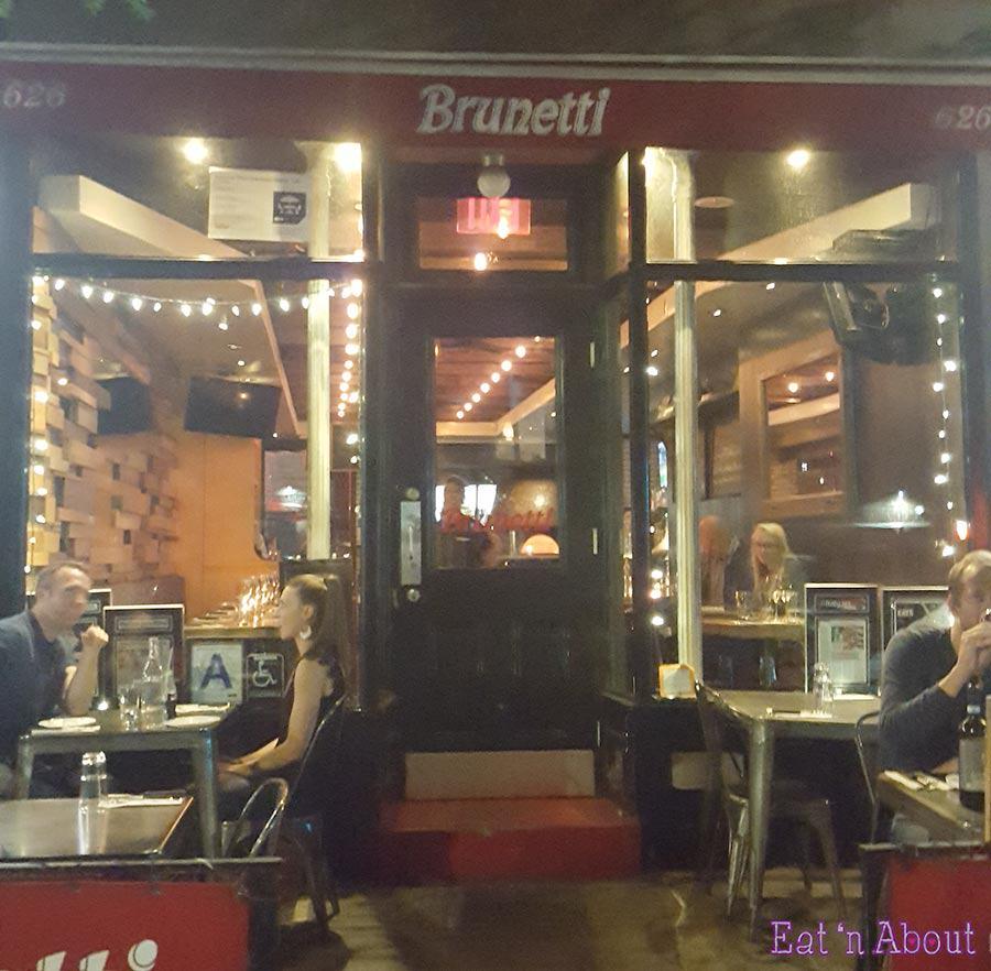 Brunetti Pizza – New York