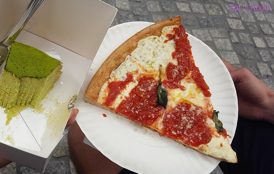 Majestic Pizza New York - Margherita