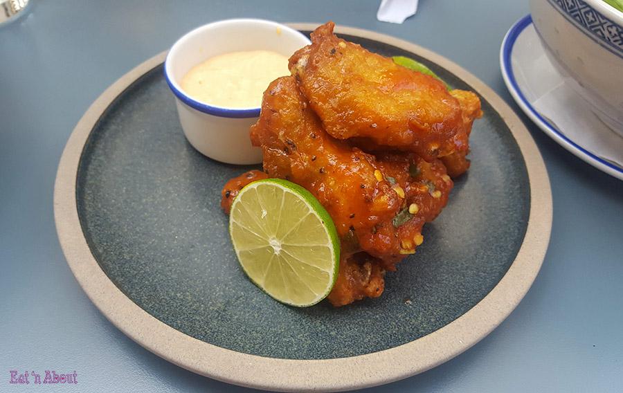 Sing Sing Beer Bar - Chicken Wings