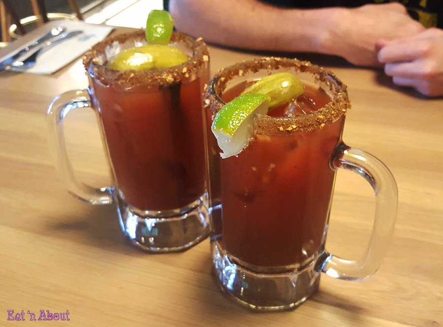 Earl's Brunch Happy Hour - Signature Caesar