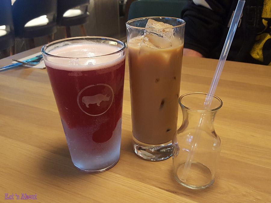 Earl's Brunch Happy Hour - Cold Brew Coffee + Baileys