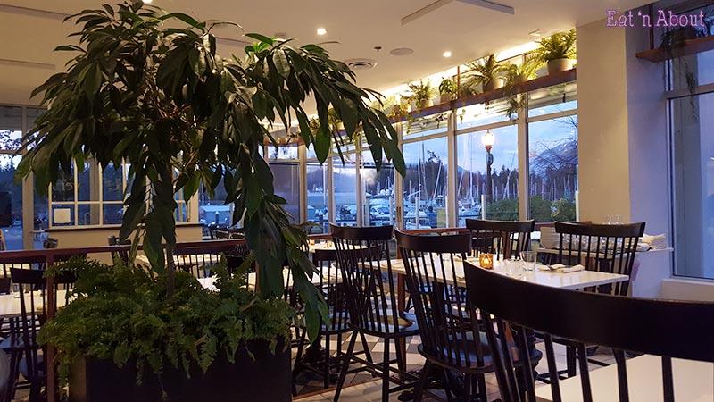 Verre Restaurant - inside