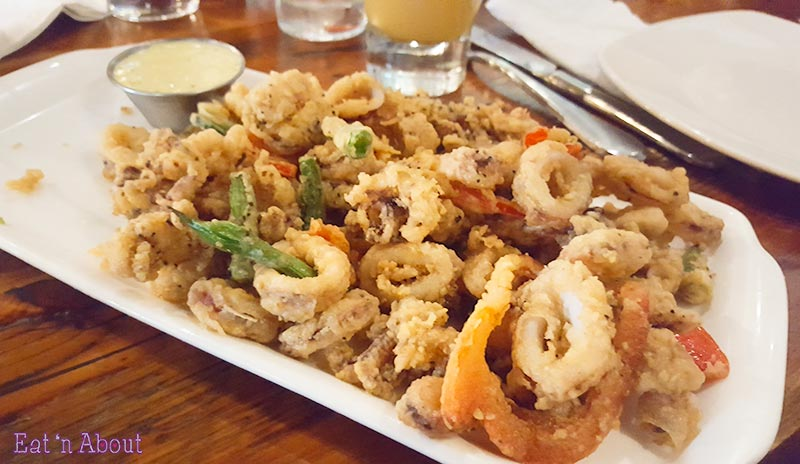 Picture of Salty's Beach House's Calamari