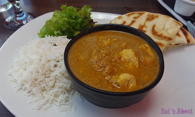 Kismet Masala Bistro - Malabar Curry