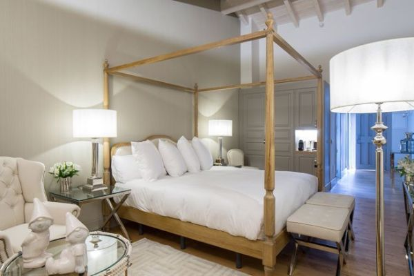 second best hotel in Spain room