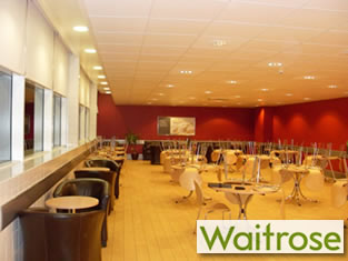 Waitrose Ceiling Electrics