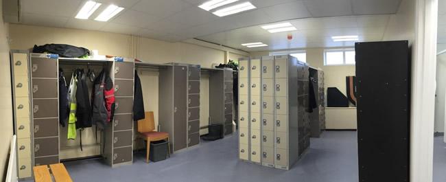 Waitrose Cloackroom electrics
