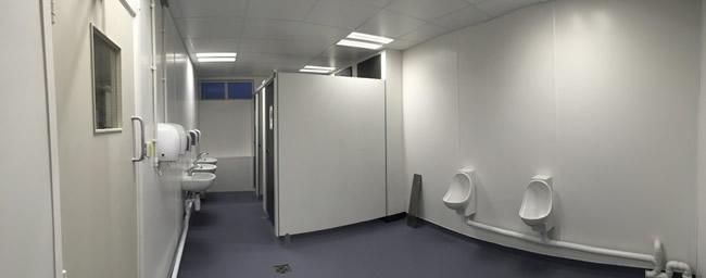 Toilet Electric installer