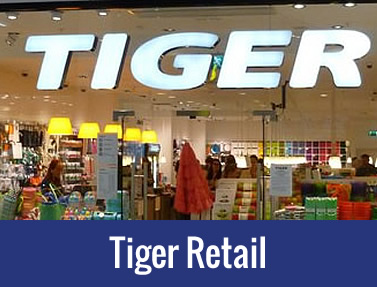 Tiger Retail – Chiswick / Cambridge Stores