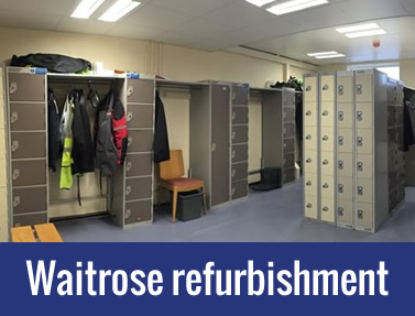 Waitrose – Partner Toilet Refurbishment