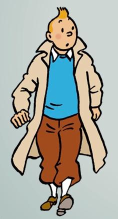 Tintin Cartoons