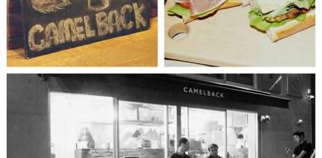 。東京 裏涉谷。CAMELBACK sandwich espresso:在地人的私房咖啡佐三明治
