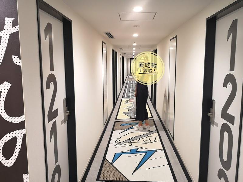 。東京 浜松町。Hotel Tavinos:住在漫畫的世界裡,全新的AI設計旅店(Hamamatsucho漫畫旅店)