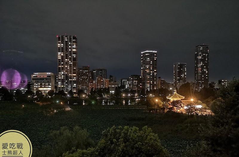 。東京 上野。APA飯店 京成上野站前:交通方便、好吃好買+好湖景+好價格,能不推嗎!!