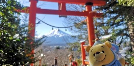 。山梨縣 河口湖。新倉富士淺間神社-伴著富士山的絕美景,交通&拍攝點攻略