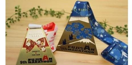 熊超人跑步趣:2020 富士馬拉松,線上開跑:沒辦法去河口湖,只好來跑線上馬拉松懷念囉。