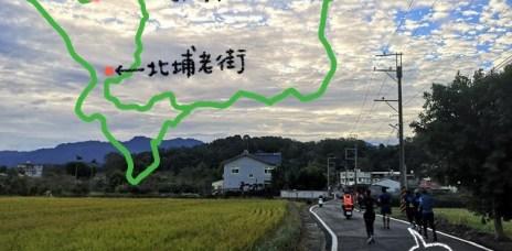 。熊超人 跑步趣。2020 新竹北埔膨風路跑:看著漂亮的風景跑著山路,完賽還順路逛了北埔老街,開心^^