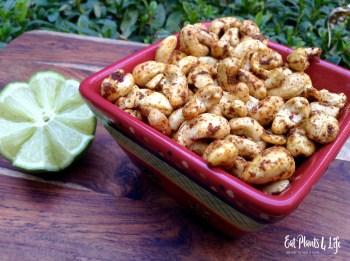 Spiced Cashews1