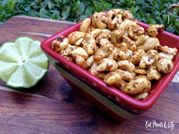 Spiced Cashews1