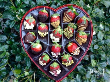 Healthy Gift Ideas | Plant-Friendly Gifts - Heart-Shaped Valentine Boxes | Eat Plants 4 Life