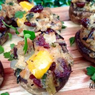 Appetizers: Delicious Vegan Recipes Oh Snap Mushroom Poppers | Eat Plants 4 Life