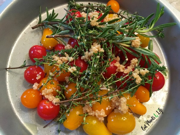 Herb Roasted Tomato Sauce6